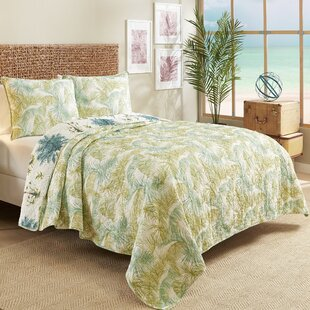 Dipkarpaz Reversible Quilt Set