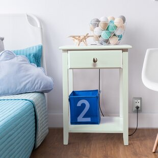 Find Andress 1 Drawer Nightstand By Charlton Home