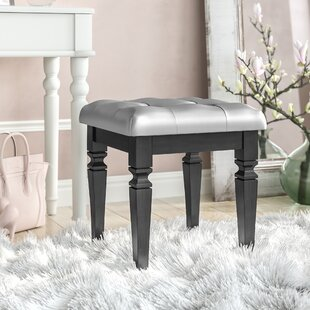 Affordable Boden Vanity Stool By House of Hampton