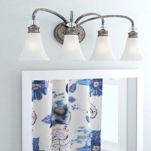 Shop For Lapierre 4-Light Vanity Light By Lark Manor