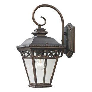 Tomas 1-Light Outdoor Wall Lantern