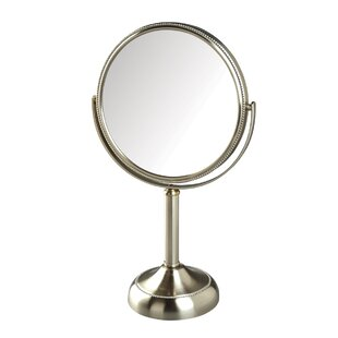 Price comparison 10X Magnified Table Top Mirror By Symple Stuff