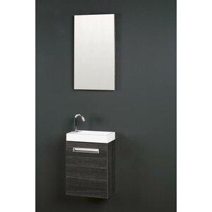 Belfry Bathroom 40 cm Wandmontierter Waschtisch ..