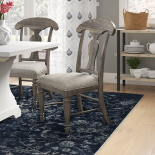 Ornithogale Side Chair (Set of 2) Lark Manor