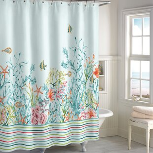 Pitts Shower Curtain