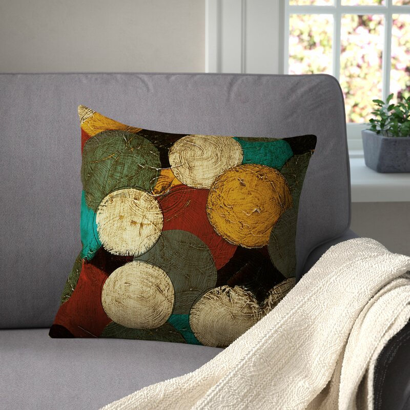 """Is there a time to toss out all the """"old"""" brass and start over again with new? Jeramy+Printed+Throw+Pillow"""