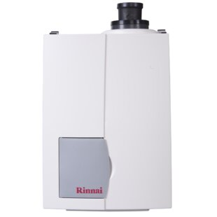 Rinnai Boilers Liquid 50000 BTU Natural Gas Tankless Water Heater