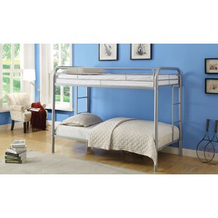 Top Reviews Kimbolton Twin over Twin Bunk Bed by Zoomie Kids Reviews (2019) & Buyer's Guide