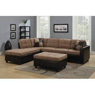 Mcandrews Reversible Sectional