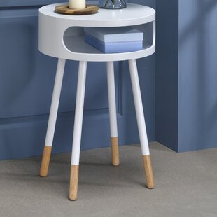 Best Price Boes End Table By Wrought Studio