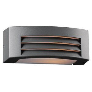 Luciano 1-Light Outdoor Flush Mount