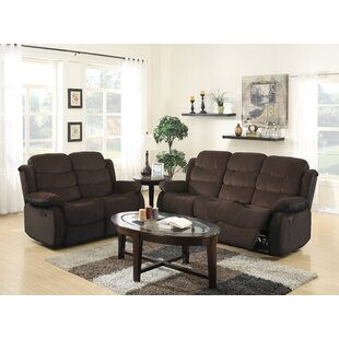 Check Prices Palomares 2 Piece Reclining Living Room Set by Red Barrel Studio Reviews (2019) & Buyer's Guide