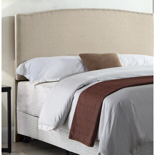 Berkman Upholstered Panel Headboard