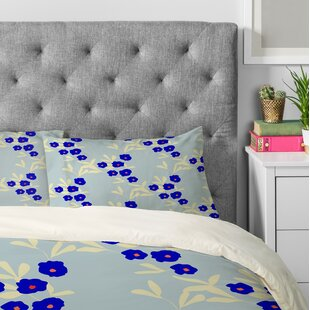 Morgan Kendall Bells Pillowcase (Set of 2)