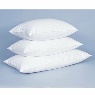 Alwyn Home Medium Luxury Hotel Polyfill Pillow