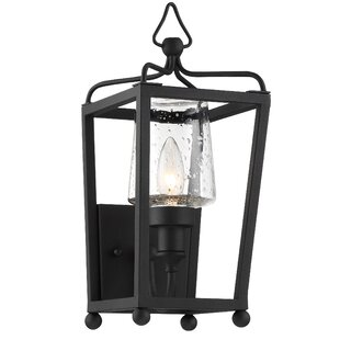 Best Reviews Barnaby 1 Light Outdoor Wall Lantern By Darby Home Co