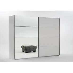 Ernie 2 Door Sliding Wardrobe By Wimex