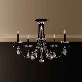 Schonbek Olde World 23 Light Candle Style Tiered Chandelier Wayfair