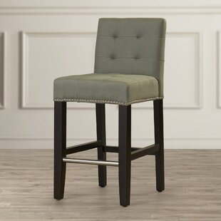 Compare & Buy Carreon 23.4 Bar Stool by Latitude Run Reviews (2019) & Buyer's Guide