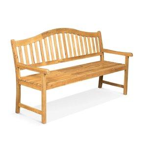 Platten Wooden Bench By Sol 72 Outdoor
