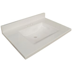 Best Contempo 61 Single Bathroom Vanity Top ByDesign House