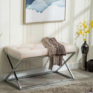 Duprey Upholstered Bench by Orren Ellis