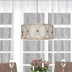 Willa Arlo Interiors Brookville 3-Light Pendant