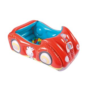 Bestway Fisher-Price Race Car ..