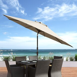 Markley 10' Market Umbrella by Beachcrest Home