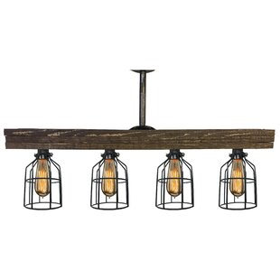 Gracie Oaks Varley 4-Light..