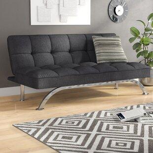 Cleta Click Clack Convertible Sofa by Ivy..
