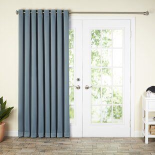 Patio door panel curtains wayfair search results for patio door panel curtains planetlyrics Image collections