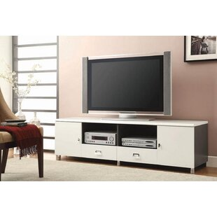 Broom TV Stand for TVs up to 75