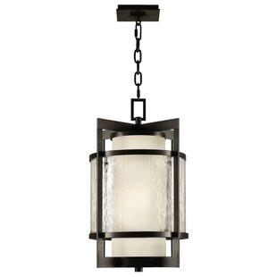 Fine Art Lamps Singapore Moderne 2-Light Outdoor Hanging Lantern