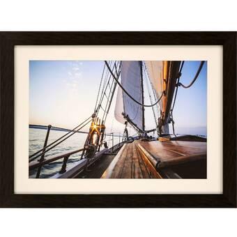 Trademark Art Tuscan Classic By Michael Blanchette Framed Photographic Print Wayfair
