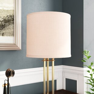 Modern 16 Linen Drum Lamp Shade