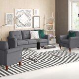 Peru 2 Piece Living Room Set by Zipcode Design™