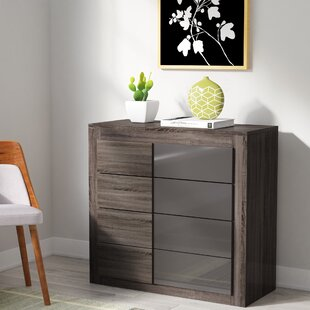 Joshua 4 Drawer Chest by Zipcode Design