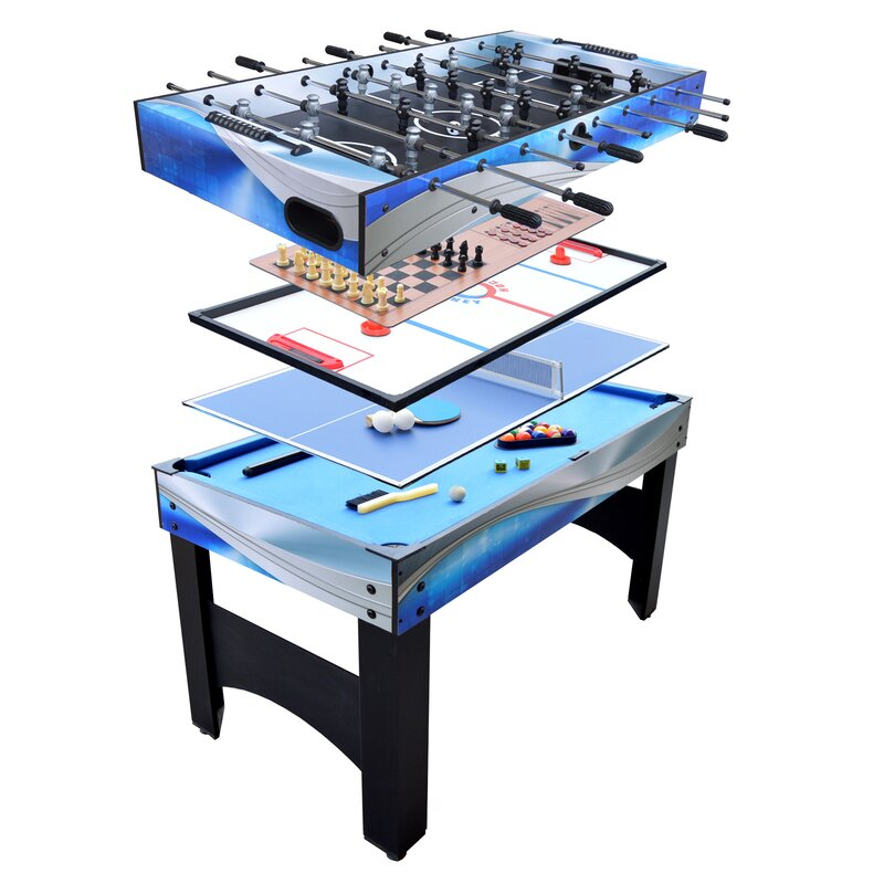 Matrix 7 In 1 Multi Game Table