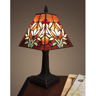 Online Reviews Sophie 12 Table Lamp By Warehouse of Tiffany