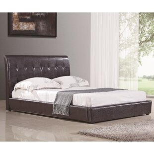 Beamish Upholstered Bed Frame By ClassicLiving