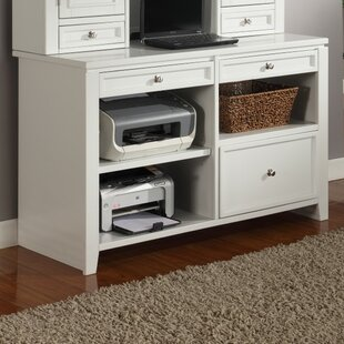Searching for Veda Wood Credenza Desk by Beachcrest Home