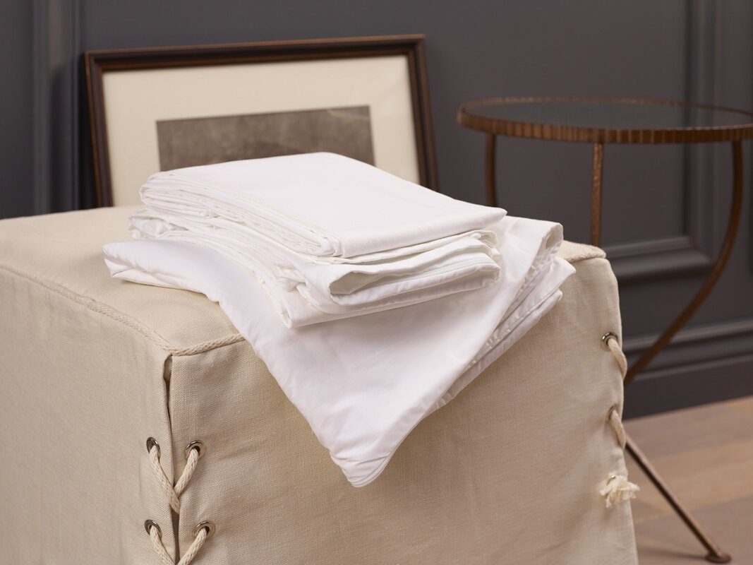 Featherbed and Fiberbed Mattress Protector