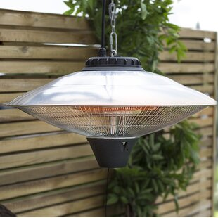 Kenneth Electric Patio Heater By Belfry Heating