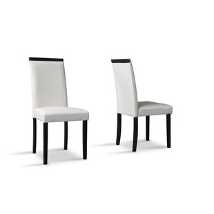 Latitude Run Calla Parsons Chair (Set of 2)