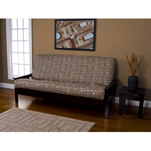 Zipper Box Cushion Futon Slipcover by Latitude Run