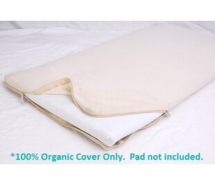 All-in-One Cotton Cradle Mattress Coverlet