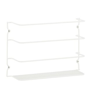 Mesh Wrap Shelving Rack