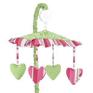 Clearance Olivia Musical Mobile By Sweet Jojo Designs