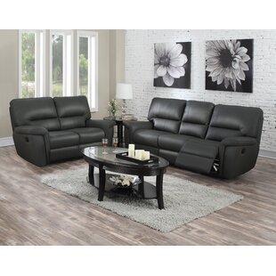 Red Barrel Studio Burrell Reclining Configurable Living Room Set